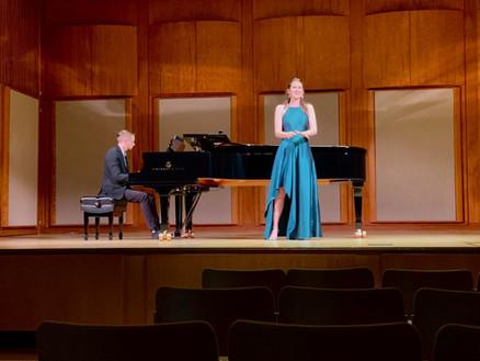 Graduate Voice Recital