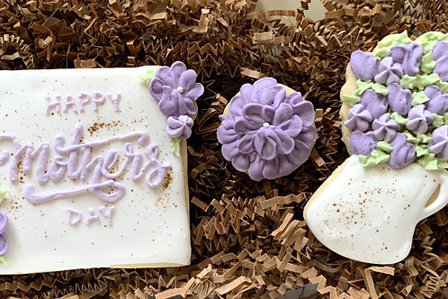 Mother's Day Cookie - Individual Set