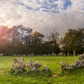 Cotswolds Mystery of Rollright Stones