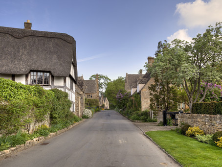 Cotswolds Mystery of Stanton