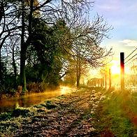 Cotswold River walk
