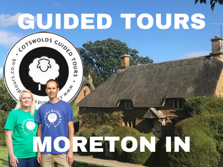 Cotswold Tour from Moreton in Marsh