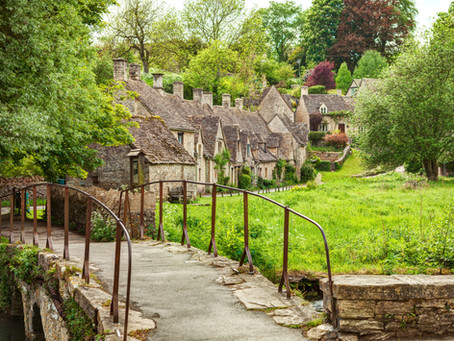 Cotswolds Mystery of Bibury