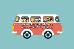 Cotswolds Guided Tours £45 Per Person