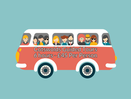 Cotswolds Guided Tours Day Trip from London