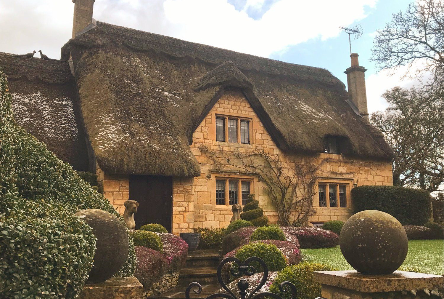 Thatched Cottages - Chipping Campden