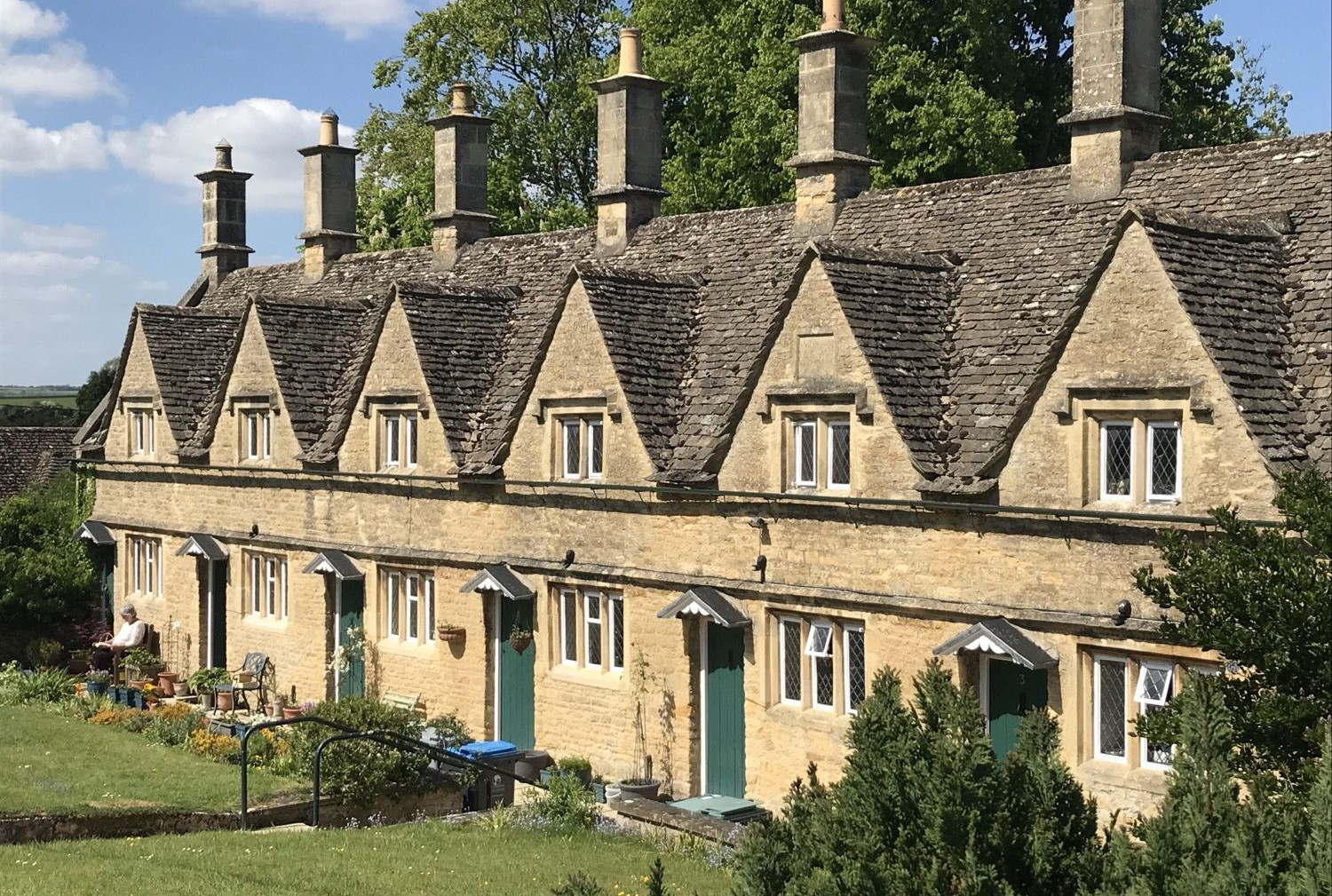 Almshouses Chipping Norton