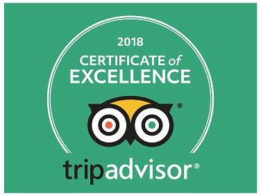Cotswolds Guided Tours Certificate of Excellence
