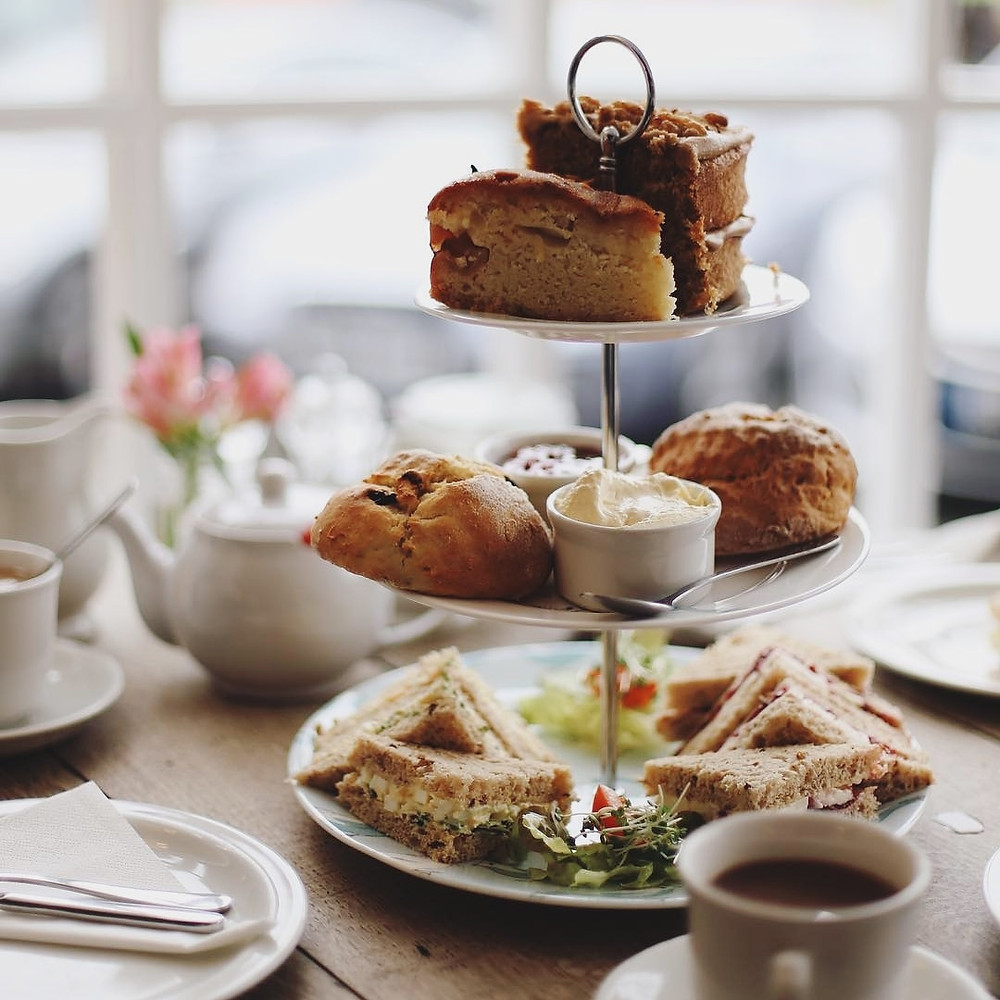 Lucy's Afternoon Tea | Cotswolds Guided Tours
