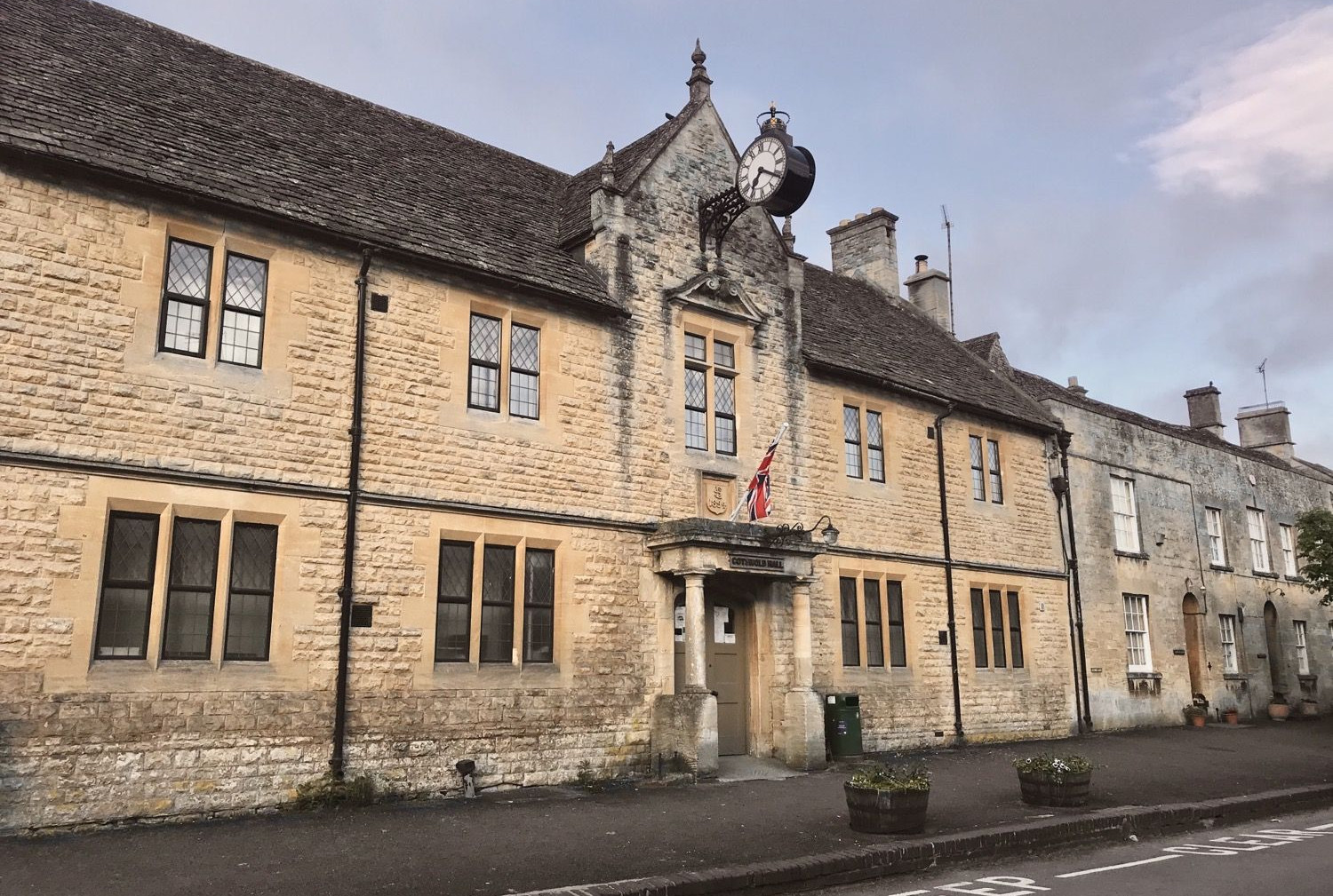 Northleach-Town-Hal