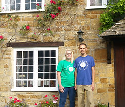 Lucy & Richard Cotswolds Guided Tours fr