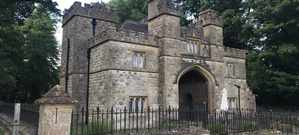 Gate House Sudeley Castle