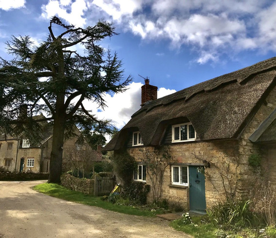 Thatched Cotswold Cottages