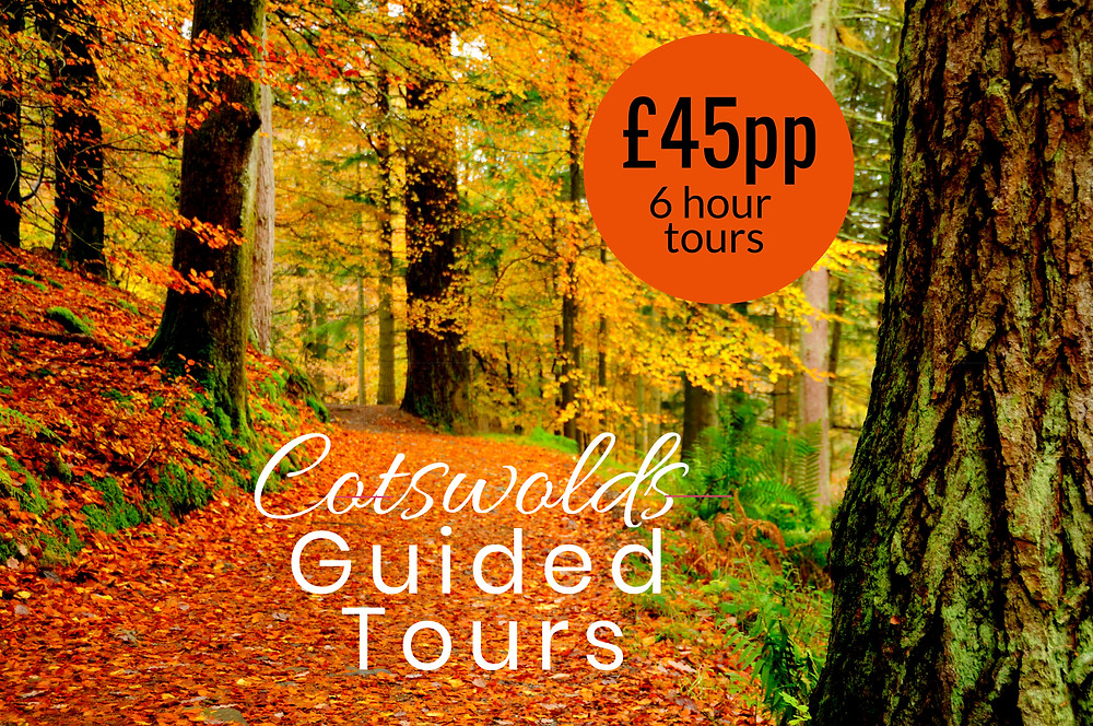 Cotswolds small group tour from Moreton in Marsh. Winter Cotswold Tour