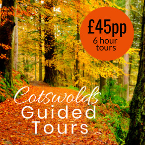 Visit The Cotswolds This Autumn / Winter
