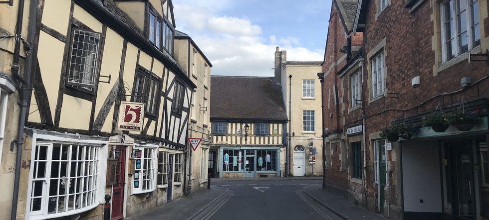 Winchcombe High Street