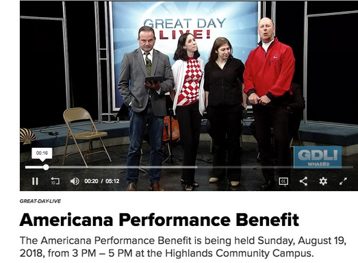 Americana Performance Benefit