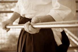 Εξάσκηση με όπλα - Συνεργασία με Aikido Αθηνών