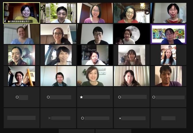 11/21オンライン講座「どうやって6人の子育てをしている主婦が2年で全国に広がるコミュニティを作れたのか?(録画視聴可)」開催報告