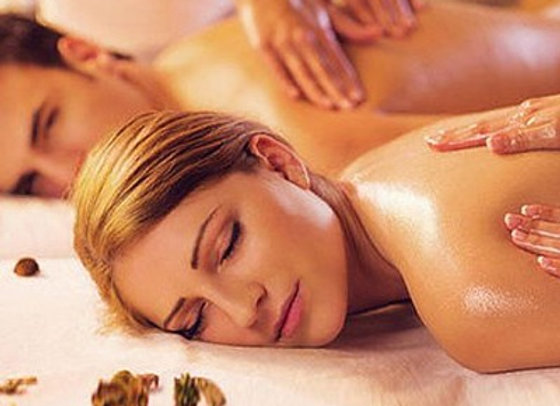 Californian Massage for Couple