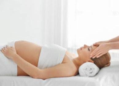 Relaxing Massage  for Future Mom