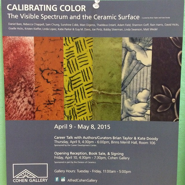 Calibrating Color: The Visible Spectrum and the Ceramic Surface