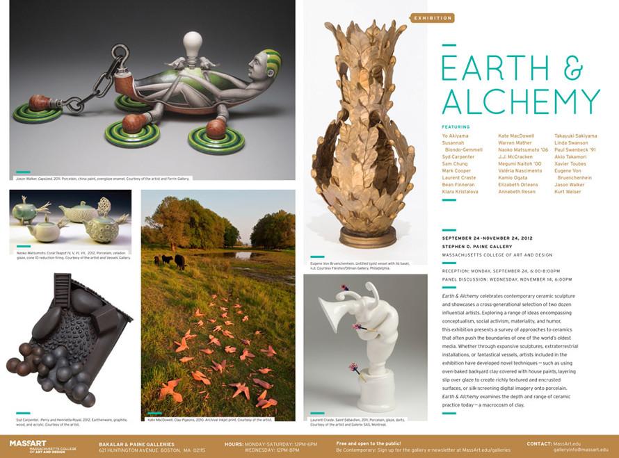 Earth & Alchemy