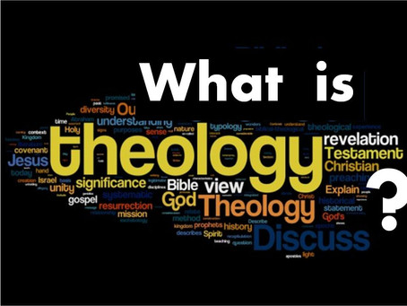4 Reasons to Study Theology