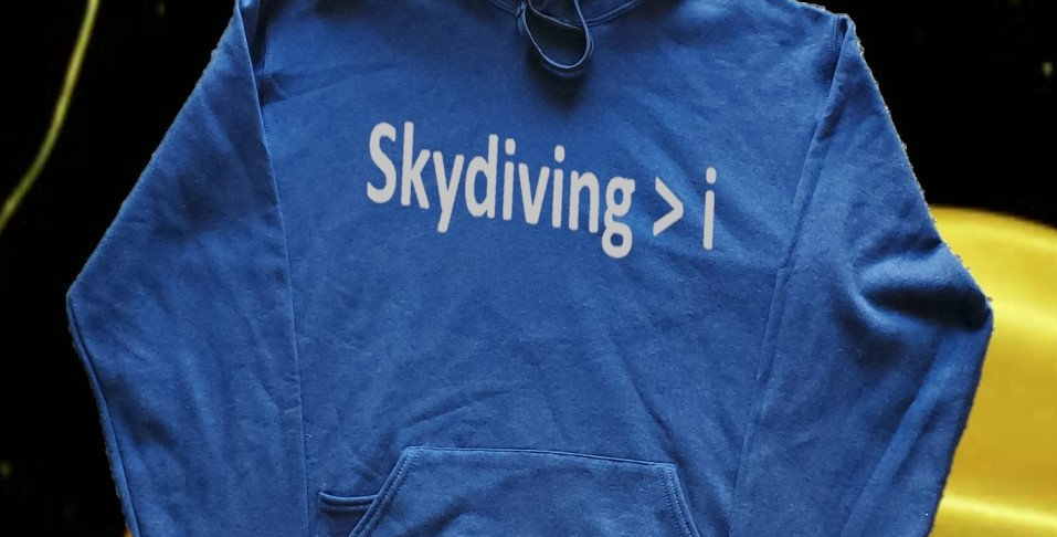 Skydiving > i