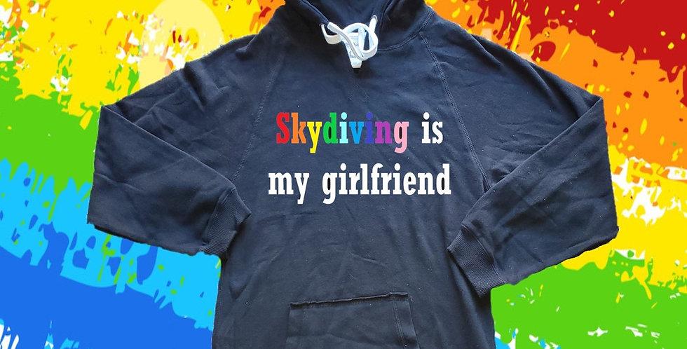 Ladies Skydive GF Hoodie