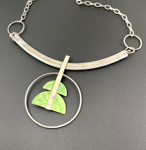 Bipetal Necklace