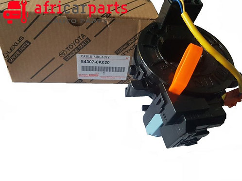 OEM PART NO: 84307-0K020 TO FIT TOYOTA FORTUNER WITH ANGLE SENSOR (Vsc)