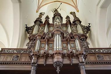 Schnitger Orgel Der Aa kerk Groningen -
