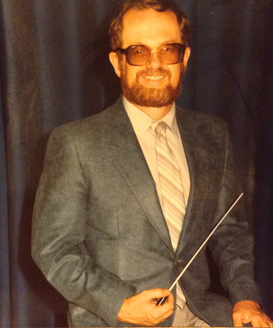 Barry Valleau - Band Director and Mentor