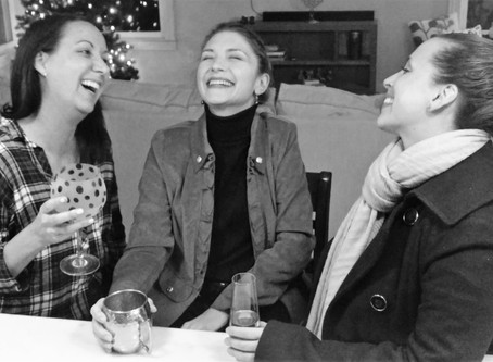 That Time You Found True Love in a Belly Laugh--The saving grace of girlfriends