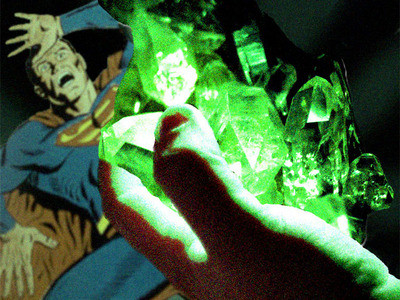 That Time You Were Kryptonite--The lie we're blind to
