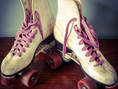 That Time You Got Bit on the Ass by Reality--Skating your way through adulthood like an optimist