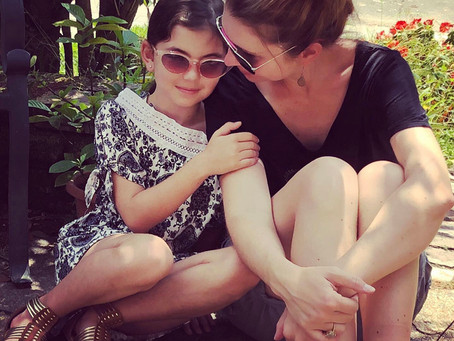That Time You Knew Enough -- Coming-of-age as told by a mother for her daughter