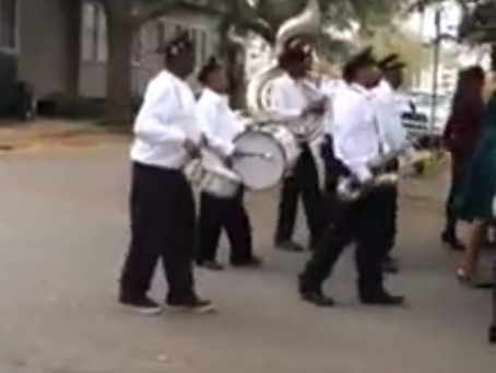 That Time You Go--Lessons from a jazz funeral