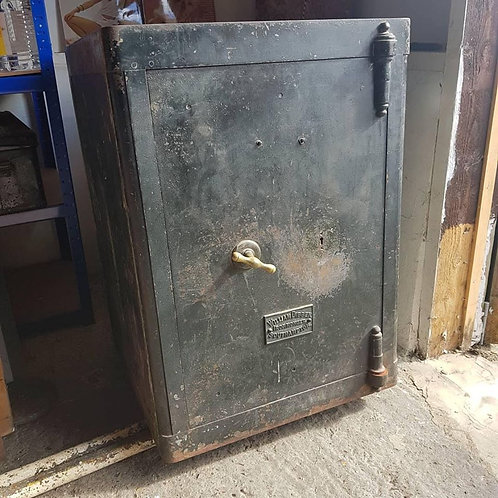 Antique Safe from Southampton