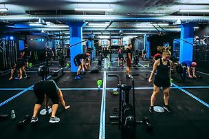 Fitness Class Glasgow