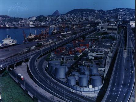 1992 - Reforma Geral da Fábrica de Aditivos e Petroquímicos da Texaco
