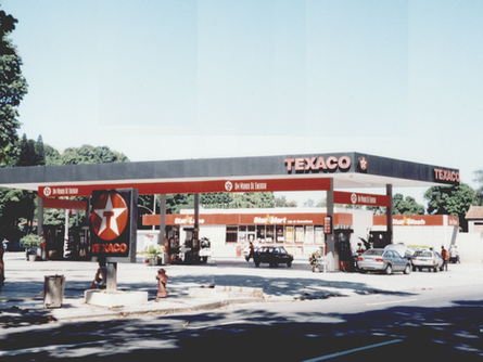 1993 – Reforma Geral do Posto Carbat - Texaco