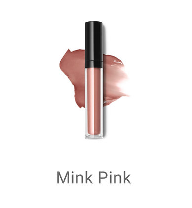Liquid Lipstick - Mink Pink
