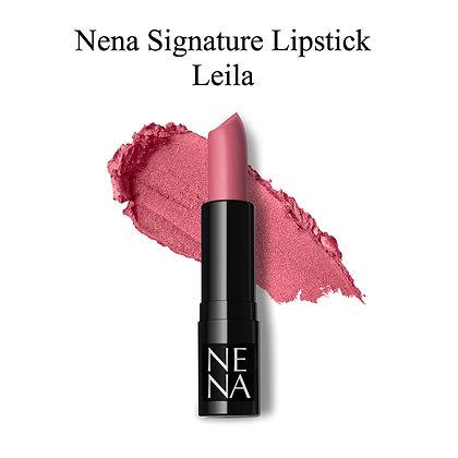 NENA Signature Luxury Lipstick Leila