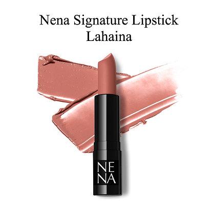 NENA Signature Luxury Lipstick Lahaina