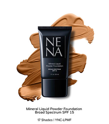 Mineral Liquid Powder Foundation SPF 15