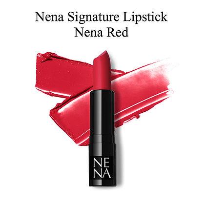 NENA Signature Luxury Lipstick Nena Red