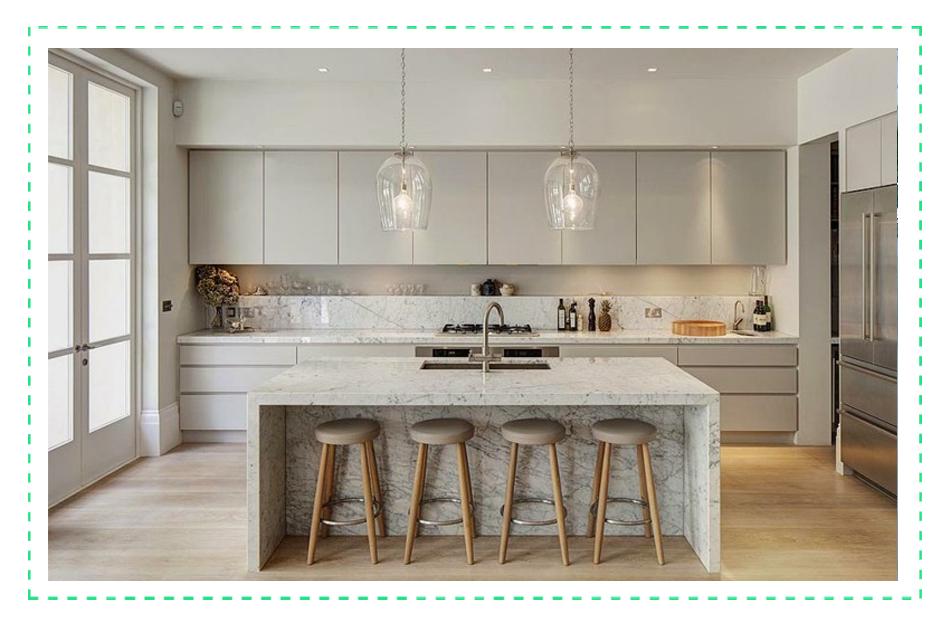 Precios de encimeras tipos de encimeras para tu cocina for Encimera cocina granito precio