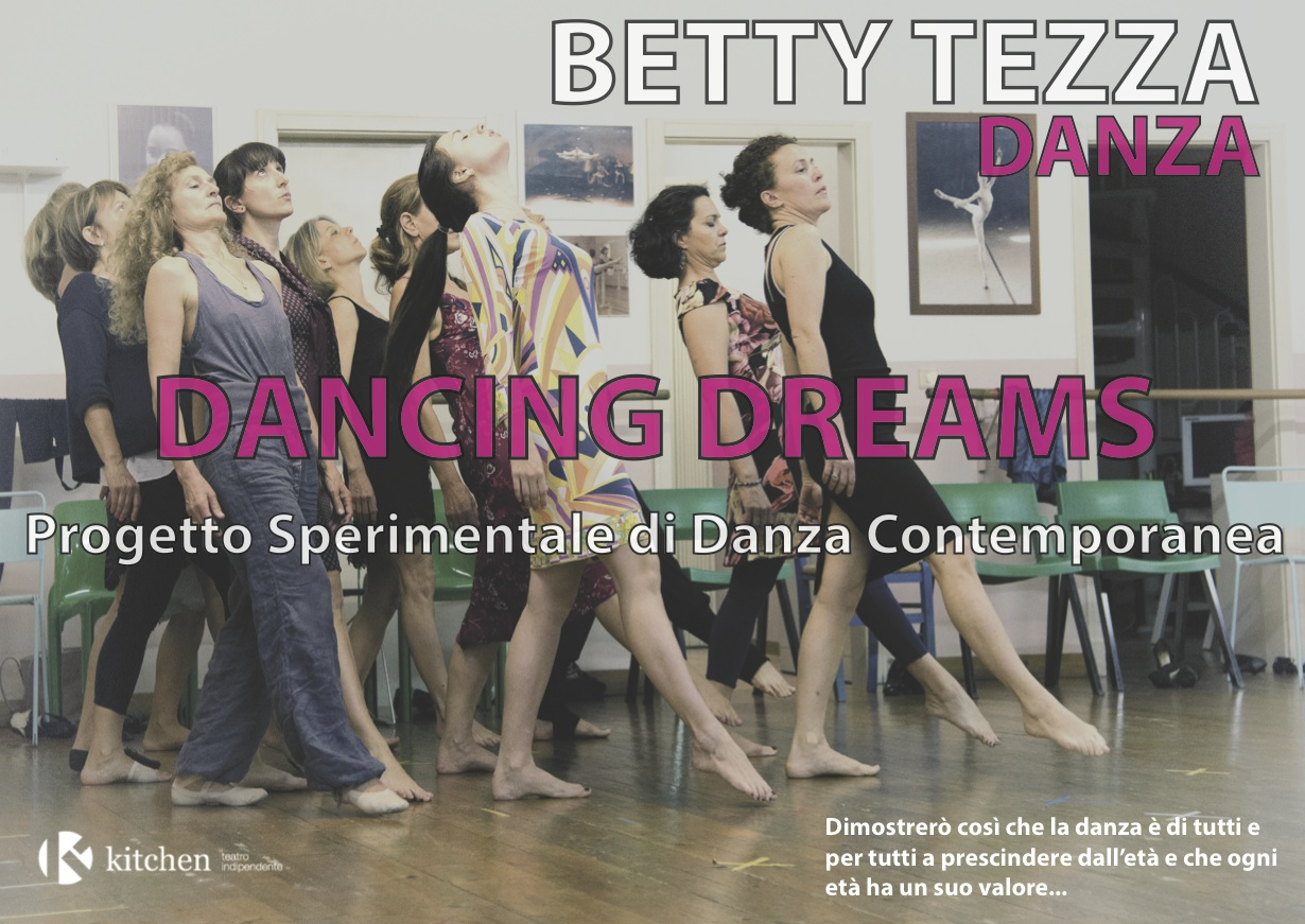 Dancing Dream 2014 Betty Tezza Danza